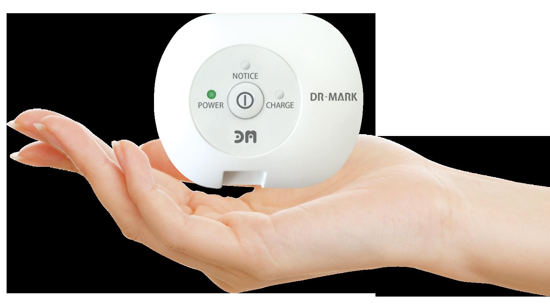 スマート型点滴管理ツールMR-MARK(ドクターマーク)